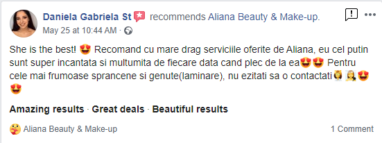 Review Aliana Pensat