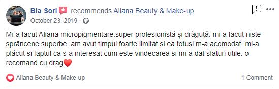 Review Bia Dermopigmentare