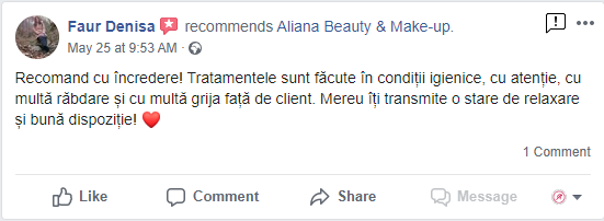 Review Denis Tratamente